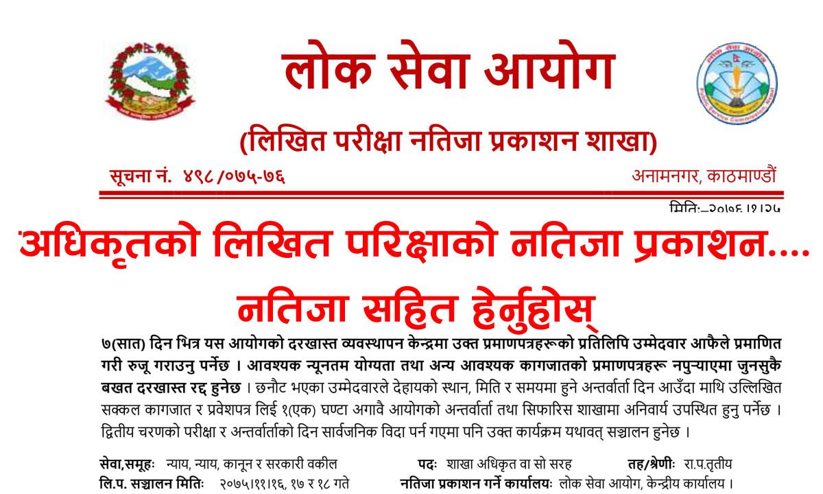 अधिकृत लिखित नतिज, अधिकृत, लिखित नतिज, अधिकृत नतिज, psc Adhikrit result, pcs Adhikrit result 2076, Adhikrit result 2076, lok sewa Adhikrit result 2076, lok sewa aayog Adhikrit result 2076, psc Adhikrit result 2075, psc Adhikrit Adhikrit result 2075, Adhikrit result 2075, Adhikrit Adhikrit result 2075, first paper Adhikrit result 2075, first paper loksewa Adhikrit result 2075, Adhikrit result 2075, lok sewa aayog Adhikrit result 2075, karidar result first paper, PSC Adhikrit result 2075, PSC Adhikrit Adhikrit result 2075, PSC first paper Adhikrit result 2075, PSC first paper loksewa Adhikrit result 2075, PSC Adhikrit result 2075, PSC lok sewa aayog Adhikrit result 2075, PSC karidar result first paper, Adhikrit result 2076, Adhikrit Adhikrit result 2076, first paper Adhikrit result 2076, first paper loksewa Adhikrit result 2076, Adhikrit result 2076, lok sewa aayog Adhikrit result 2076, karidar result first paper, psc Officer result, pcs Officer result 2076, Officer result 2076, lok sewa Officer result 2076, lok sewa aayog Officer result 2076, psc Officer result 2075, psc Officer Officer result 2075, Officer result 2075, Officer Officer result 2075, first paper Officer result 2075, first paper loksewa Officer result 2075, Officer result 2075, lok sewa aayog Officer result 2075, karidar result first paper, PSC Officer result 2075, PSC Officer Officer result 2075, PSC first paper Officer result 2075, PSC first paper loksewa Officer result 2075, PSC Officer result 2075, PSC lok sewa aayog Officer result 2075, PSC karidar result first paper, Officer result 2076, Officer Officer result 2076, first paper Officer result 2076, first paper loksewa Officer result 2076, Officer result 2076, lok sewa aayog Officer result 2076, karidar result first paper,