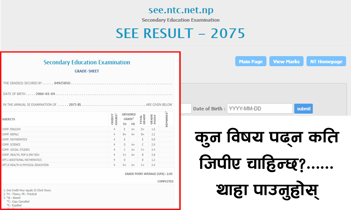 see result 2075 ncell Archives - Sajilo Sanjal